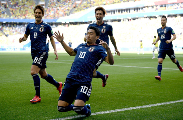 Kết quả bảng H World Cup 2018 lượt 1: Nhật Bản và Senegal gây bất ngờ trước Colombia và Ba Lan