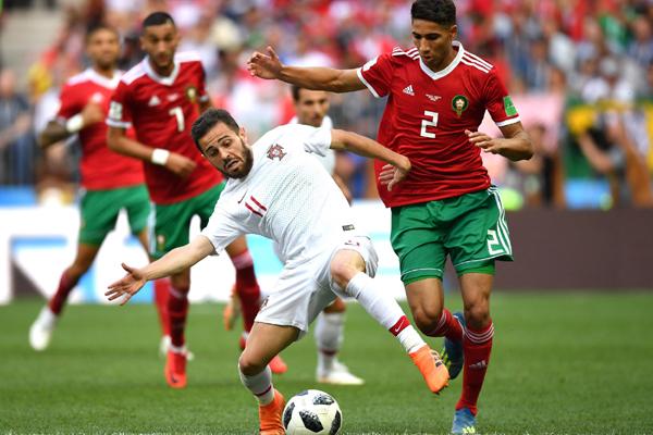 TRỰC TIẾP Bồ Đào Nha vs Ma Rốc (FT:1-0): Ronaldo lại tỏa sáng