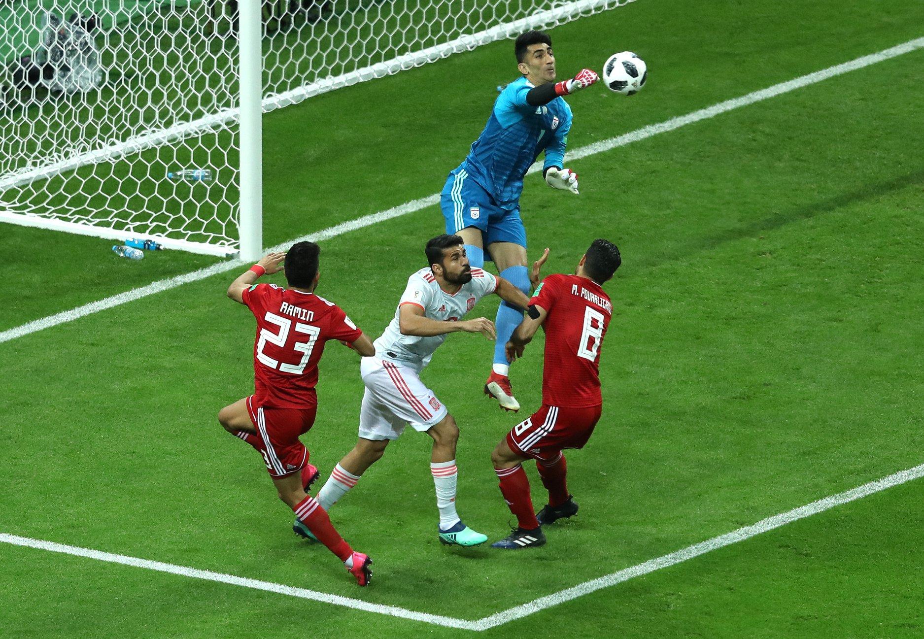 Bảng xếp hạng bảng B World Cup 2018: Bồ Đào Nha và Tây Ban Nha 'lên đỉnh'