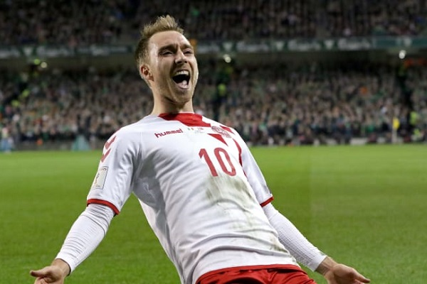 Trực tiếp bảng C World Cup 2018: Đan Mạch vs Úc