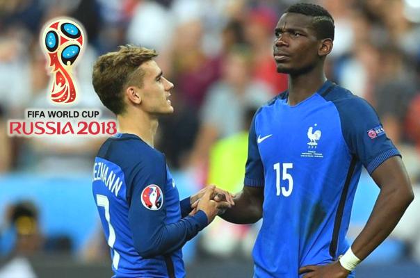 Xem bóng đá trực tuyến World Cup: Pháp vs Peru