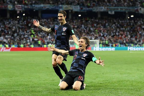 Kết quả bóng đá hôm nay (22/6): Argentina 0-3 Croatia