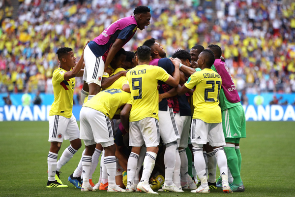 Nhận định bảng H World Cup 2018 lượt 2: Ba Lan vs Colombia