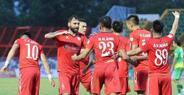 Nhận định TP.HCM vs Nam Định, 18h ngày 23/6 (Vòng 15 V.League)