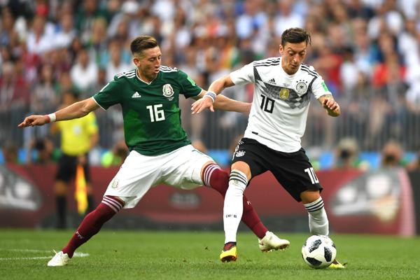 Lịch World Cup hôm nay (23/6): Đức vs Thụy Điển