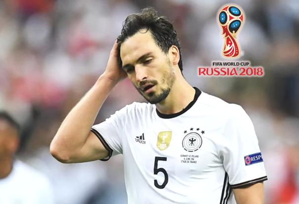 Thông tin trước trận Đức vs Thụy Điển: HLV Joachim Loew nhận hung tin từ Mats Hummels