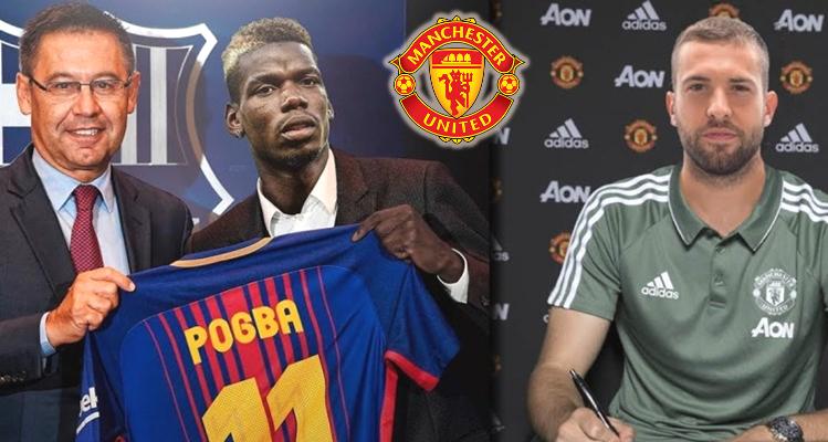 Tin chuyển nhượng chiều nay 23/6: MU đổi Paul Pogba lấy Jordi Alba