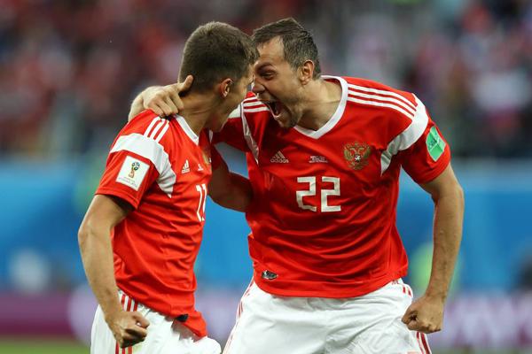 Nhận định bảng A World Cup 2018 lượt 3 (21h00 ngày 25/6): Uruguay vs Nga