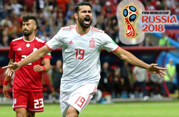 Chuyên gia dự đoán tỷ số Tây Ban Nha vs Ma Rốc (Bảng B World Cup 2018)