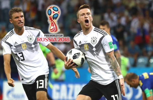 Hot boy Marco Reus nói gì sau khi ghi bàn thắng đầu tiên ở đấu trường World Cup?