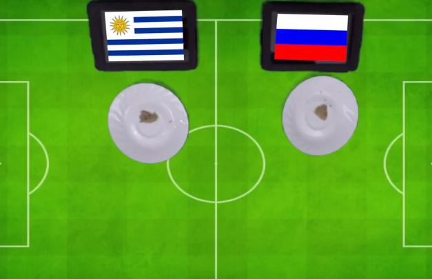 Tiên tri Cass dự đoán Nga vs Uruguay (21h, 25/6)
