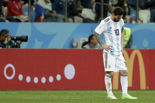 Nhận định bảng D World Cup 2018 lượt 3 (01h00 ngày 27/6): Nigeria vs Argentina