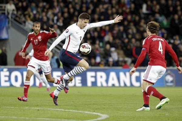 Nhận định Đan Mạch vs Pháp, 21h00 ngày 26/6 (World Cup 2018)
