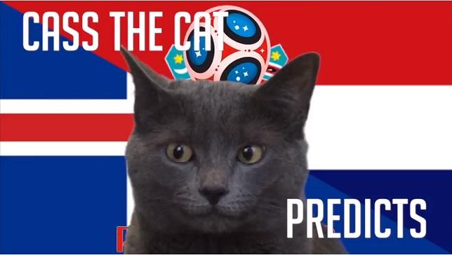 Tiên tri Cass dự đoán Croatia vs Iceland (1h, 27/6)