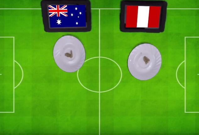Tiên tri Cass dự đoán Úc vs Peru (21h, 26/6)