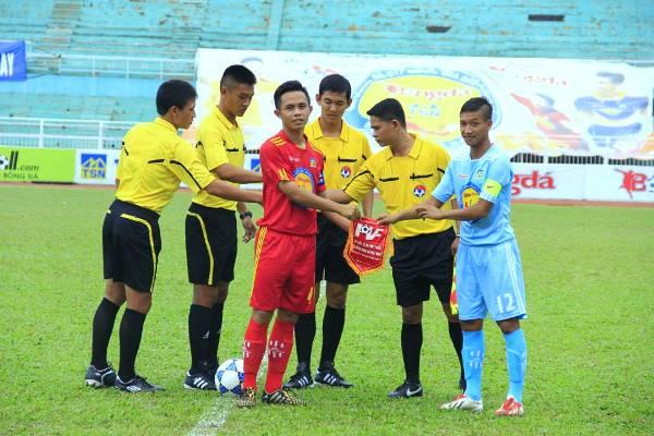 Lịch thi đấu kết quả VCK U17 Quốc gia 2018