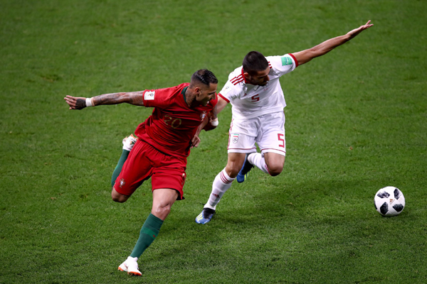 Bảng xếp hạng bảng B World Cup 2018: Ronaldo khiến Bồ Đào Nha đánh rơi ngôi đầu