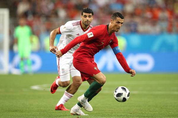 Kết quả bóng đá hôm nay (26/6): Bồ Đào Nha 1-1 Iran