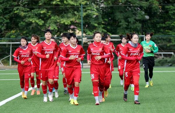 Lịch thi đấu của ĐT nữ Việt Nam ở Giải bóng đá nữ Đông Nam Á 2018 (AFF Cup nữ)