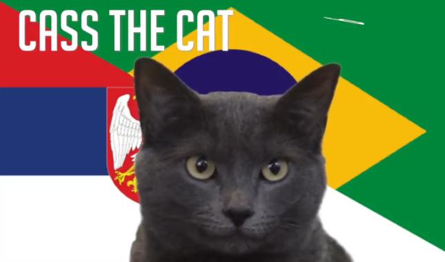 Tiên tri Cass dự đoán Serbia vs  Brazil (1h, 28/6)