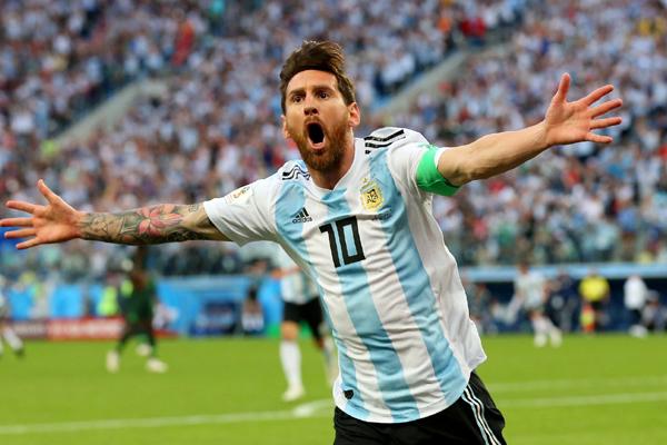 Bảng xếp hạng bảng D World Cup 2018 chung cuộc: Argentina vào Croatia vào vòng 1/8