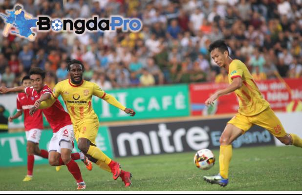 Kết quả Nam Định vs SHB Đà Nẵng: Thắng trận thứ 2 liên tiếp, Nam Định tránh xa cửa tử
