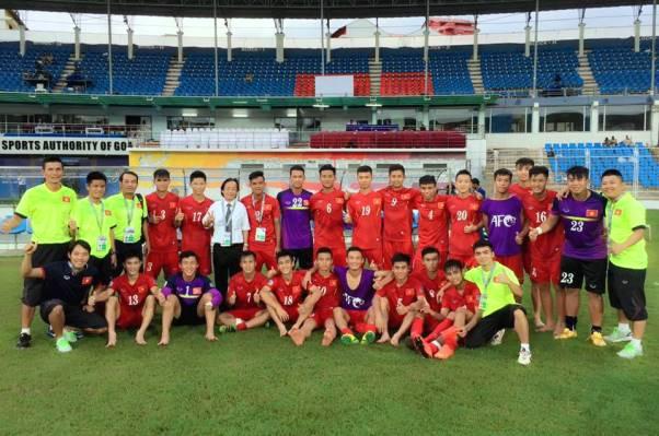 CHÍNH THỨC: Danh sách ĐT U19 Việt Nam tham dự giải U19 Đông Nam Á 2018