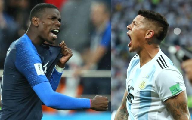 Lịch sử đối đầu Pháp vs Argentina trước vòng 1/8 World Cup 2018