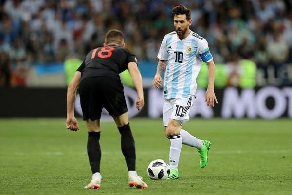 Nhánh đấu World Cup vòng 1/8: Argentina gặp khó