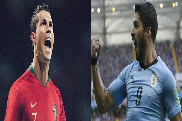 Đội hình dự kiến Uruguay vs Bồ Đào Nha: Suarez đọ súng Ronaldo