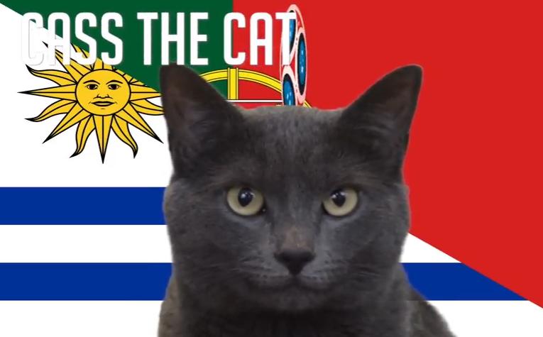 Tiên tri Cass dự đoán Uruguay vs Bồ Đào Nha (1h, 1/7)
