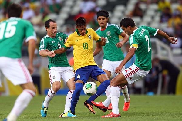 Nhận định Brazil vs Mexico, 21h00 ngày 2/7 (World Cup 2018)