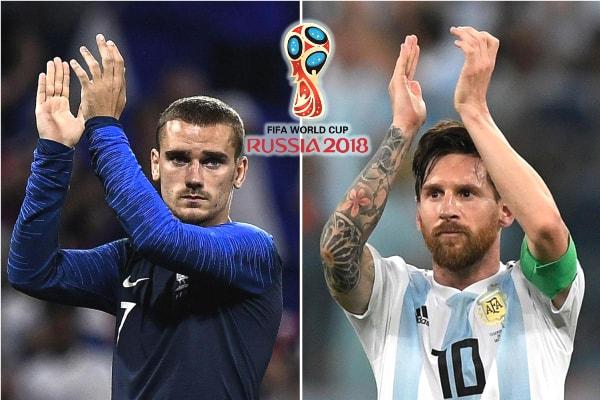 Bảng xếp hạng chung cuộc World Cup 2018