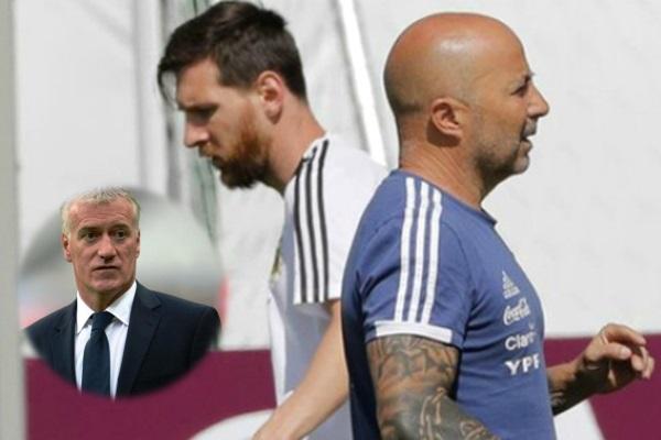 Messi và người trong cuộc nói gì trước đại chiến với ĐT Pháp?