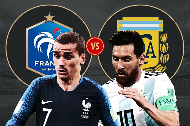 Nhận định thẻ phạt Pháp vs Argentina, 21h ngày 30/6