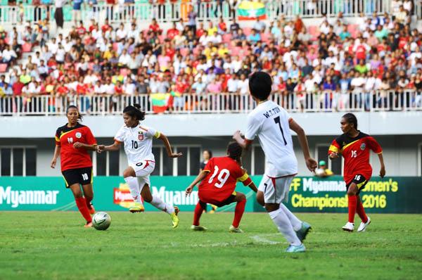 Trực tiếp Nữ Campuchia vs Nữ Đông Timor, 19h ngày 30/6