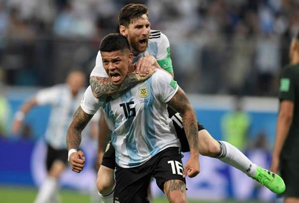 Nhận định phạt góc Pháp vs Argentina (Vòng 1/8 World cup 2018)