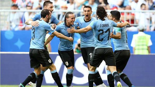 Nhận định phạt góc Uruguay vs Bồ Đào Nha (Vòng 1/8 World cup 2018)