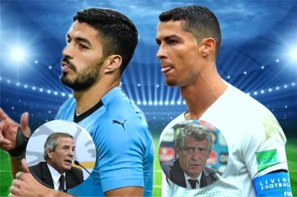 Ronaldo và người trong cuộc nói gì trước đại chiến với ĐT Uruguay?