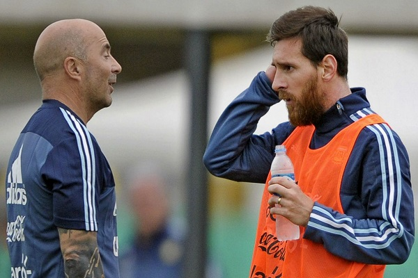 Tin World Cup 2018 hôm nay 30/6: Messi cướp quyền Sampaoli?