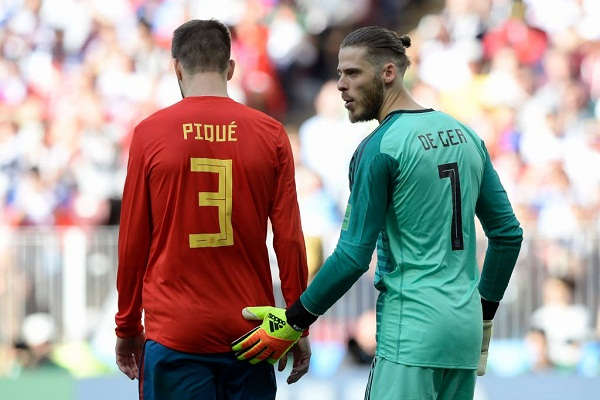 Kết quả Tây Ban Nha vs Nga: Tội đồ Pique, người hùng Akinfeev