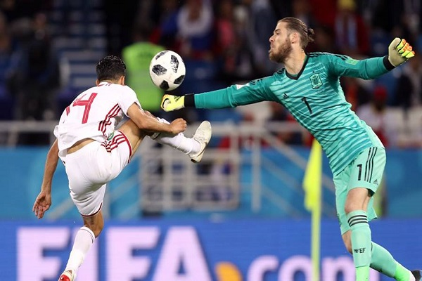 Lịch sử đối đầu Tây Ban Nha vs Nga