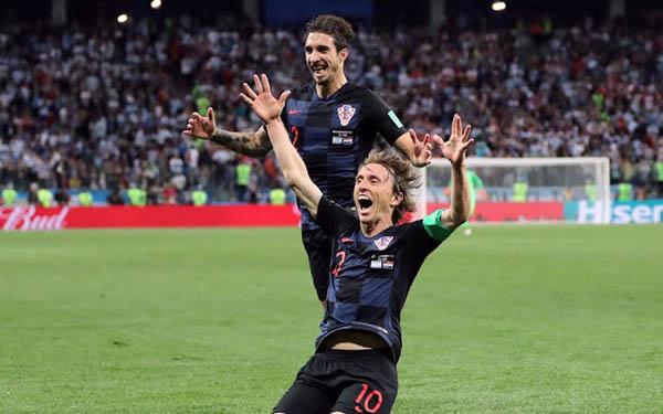 Nhận định phạt góc và thẻ phạt Croatia vs Đan Mạch (Vòng 1/8 World Cup 2018)