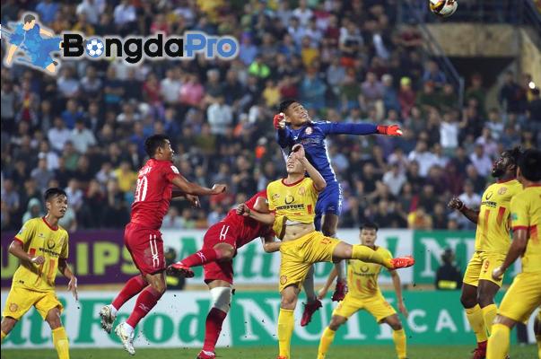 Kết quả Sài Gòn vs Nam Định (FT 1-0): Messi xứ Thanh cứu rỗi chủ nhà
