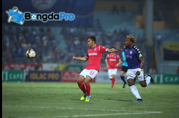 Trực tiếp Than Quảng Ninh vs Hà Nội (19h ngày 1/7) ở đâu?