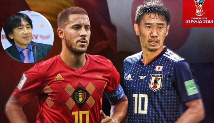 HLV Miura mách nước ĐT Nhật Bản cách đánh bại Bỉ ở vòng 1/8 World Cup 2018
