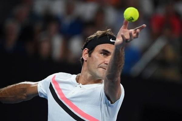 Trực tiếp tennis Federer vs Lajovic, 19h ngày 2/7