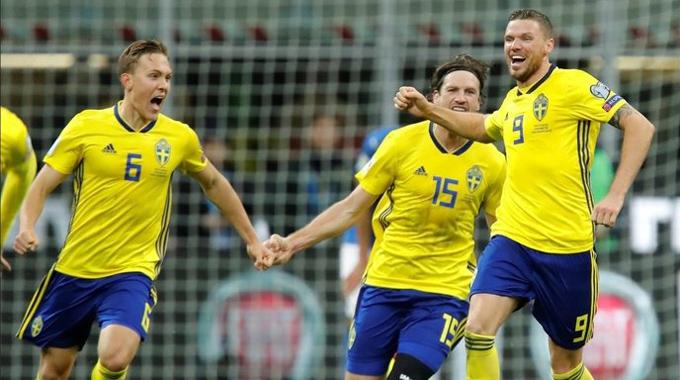 Nhận định phạt góc và thẻ phạt Thụy Điển vs Thụy Sĩ (Vòng 1/8 World Cup 2018)