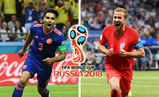 Thông tin lực lượng và đội hình dự kiến vòng 1/8 World Cup 2018: Colombia vs Anh