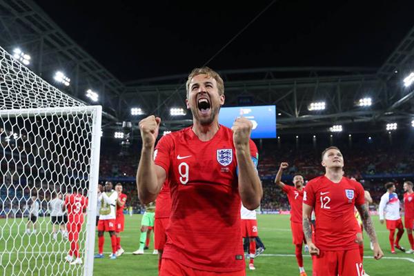 Kết quả vòng 1/8 World Cup 2018: Colombia 1-1 Anh (pen: 3-4)